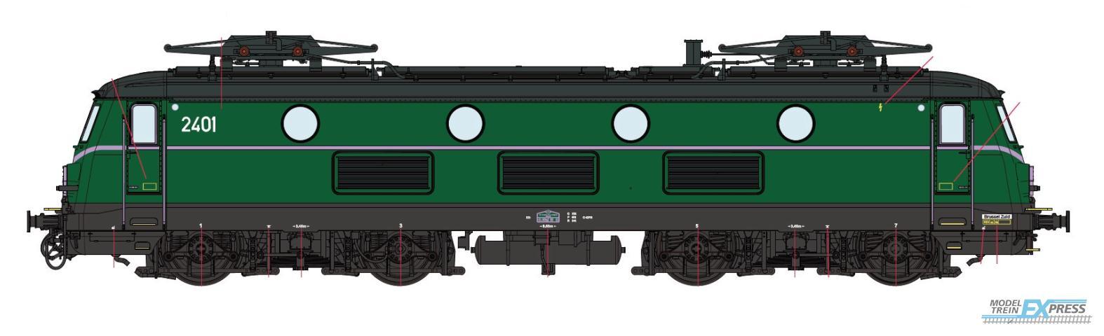 B-Models 3401.04