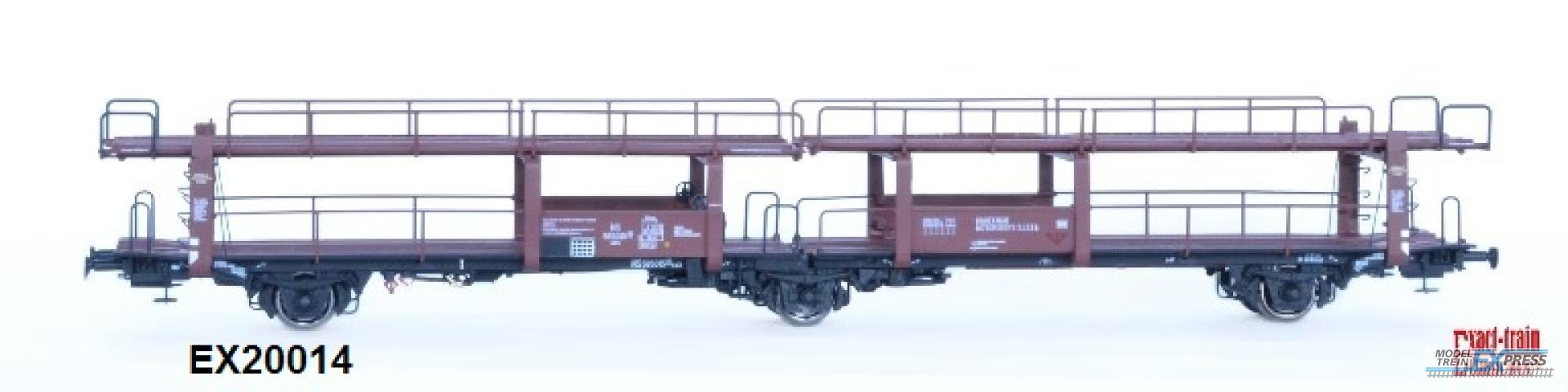 Exact-train 20014