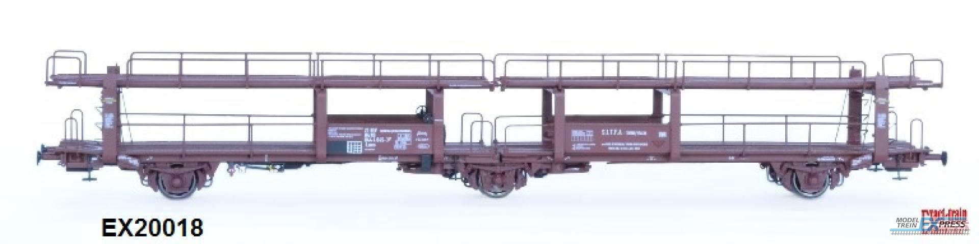 Exact-train 20018