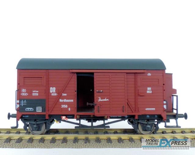 Exact-train 20041