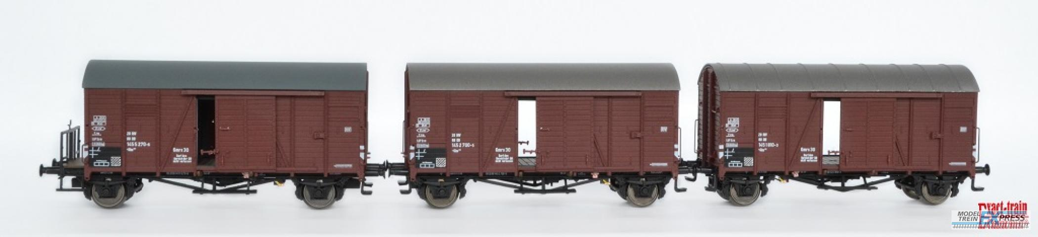 Exact-train 20111