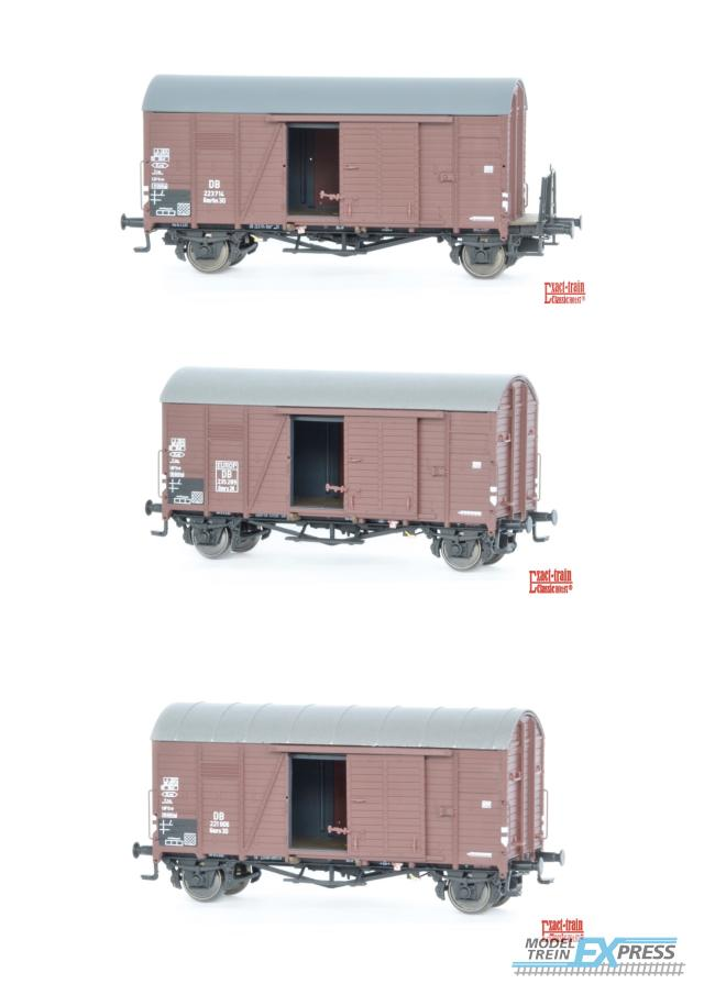 Exact-train 20116