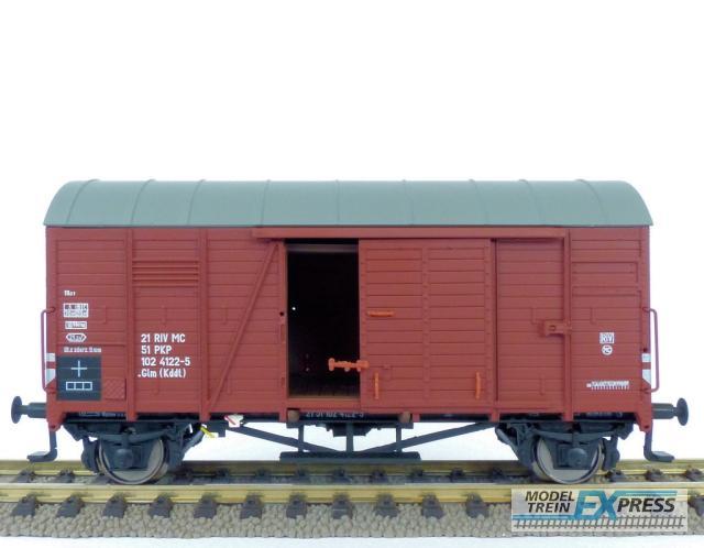 Exact-train 20124