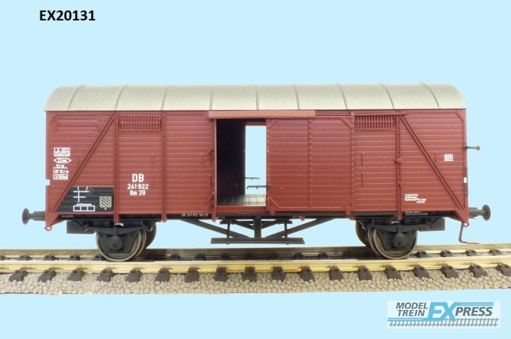 Exact-train 20131