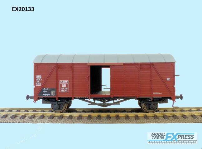 Exact-train 20133