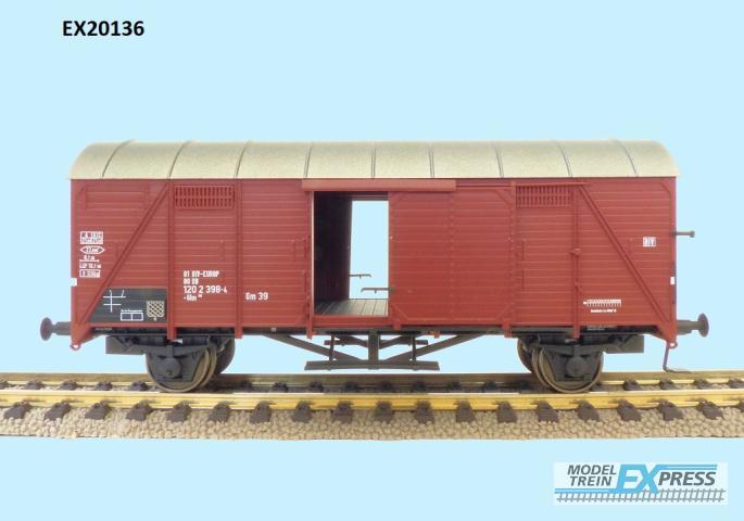 Exact-train 20136
