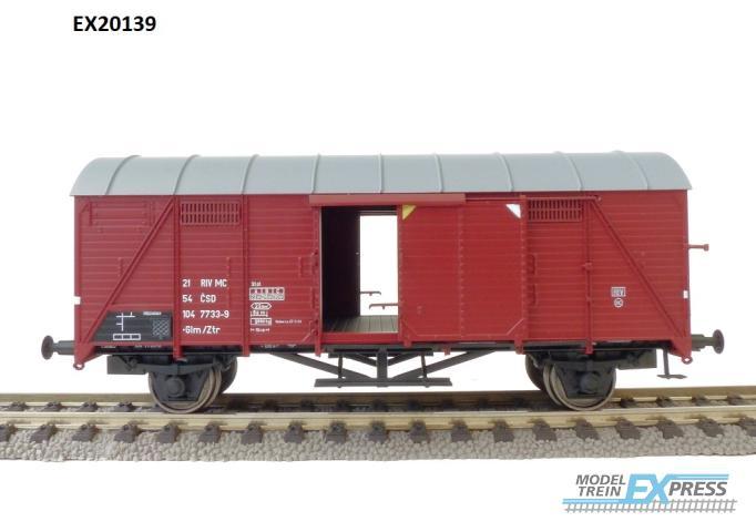 Exact-train 20139