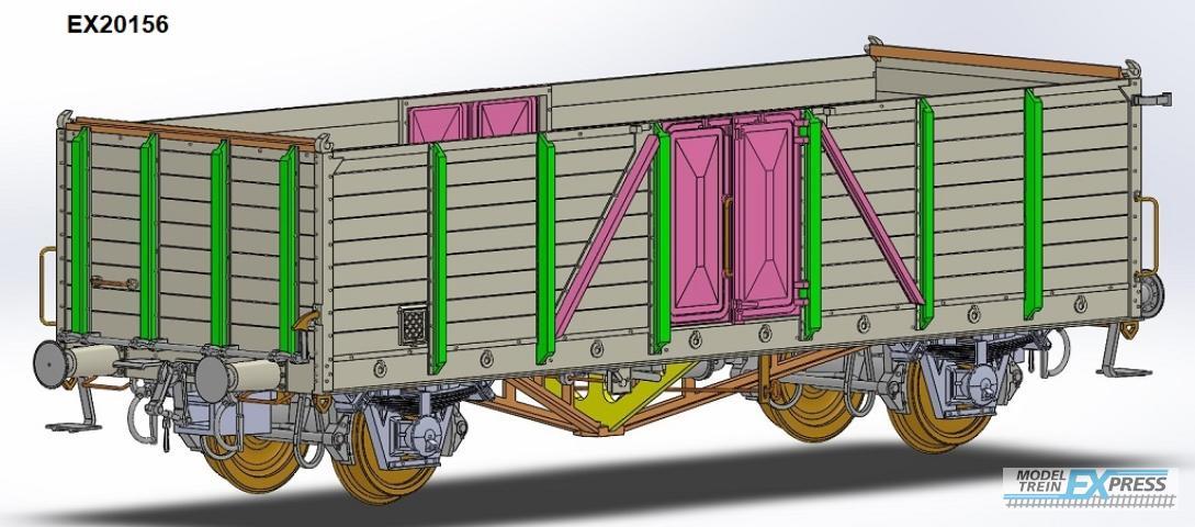 Exact-train 20156