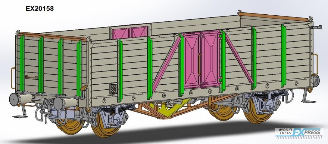 Exact-train 20158