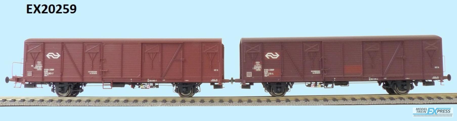 Exact-train 20259