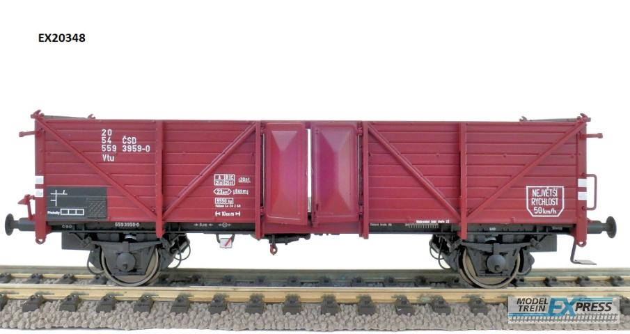 Exact-train 20348
