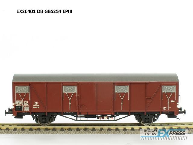 Exact-train 20401