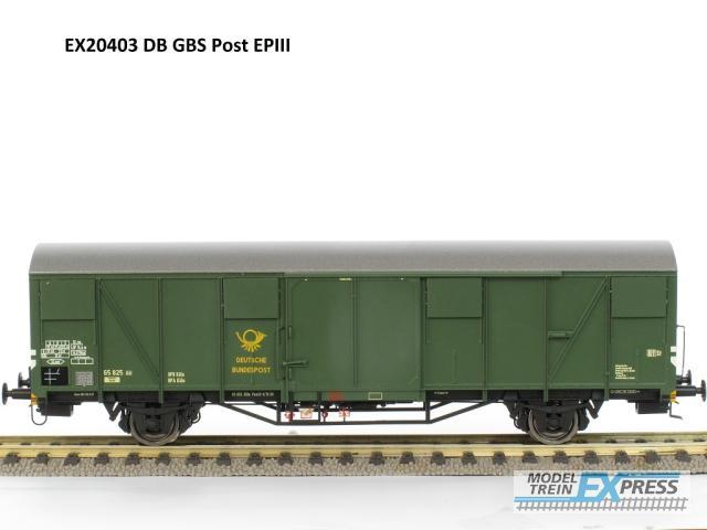 Exact-train 20403