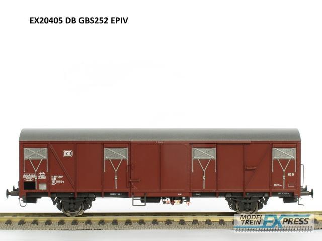 Exact-train 20405