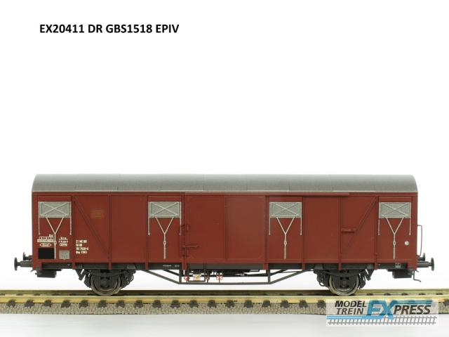 Exact-train 20411