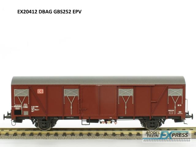 Exact-train 20412