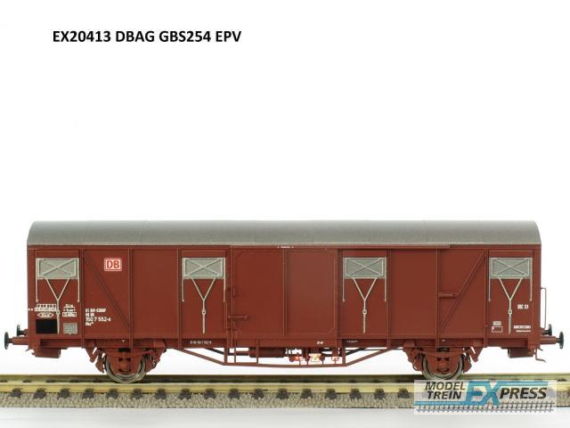 Exact-train 20413