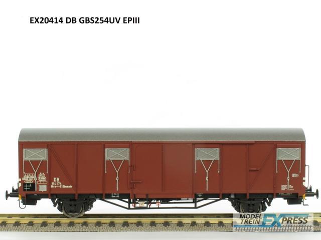 Exact-train 20414