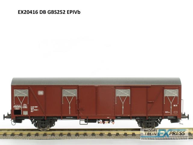Exact-train 20416