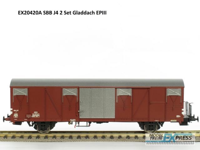 Exact-train 20420