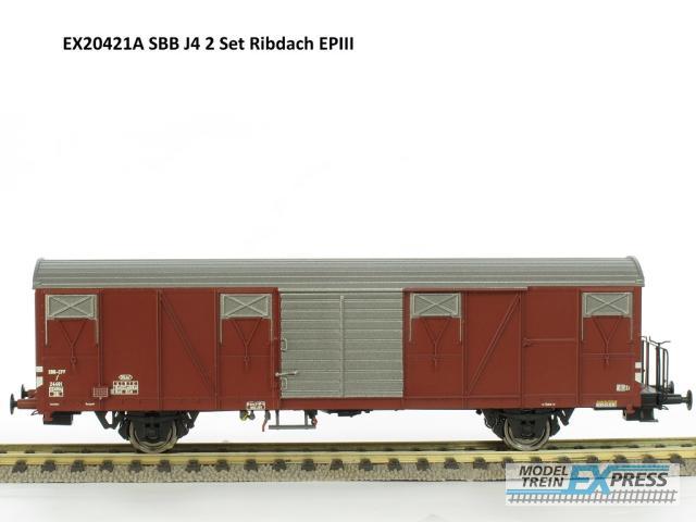 Exact-train 20421