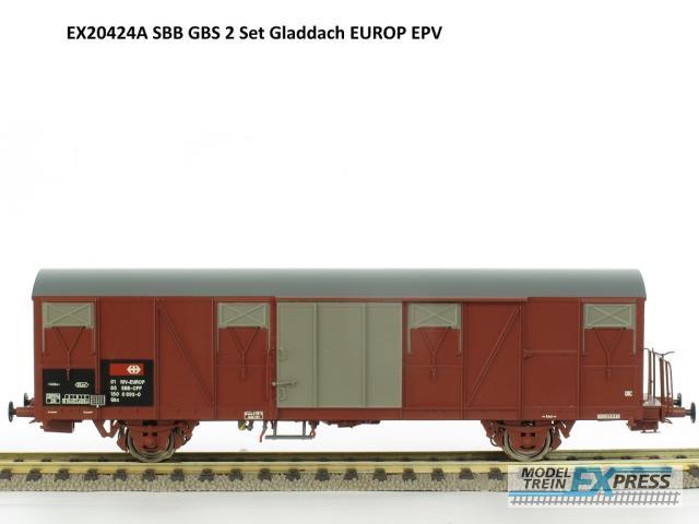 Exact-train 20424