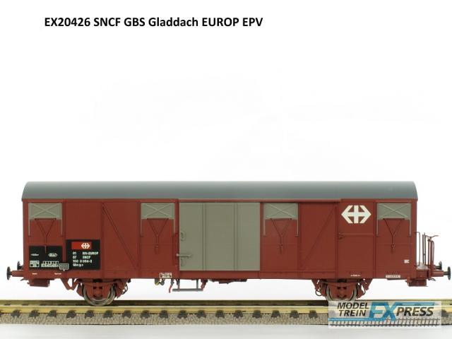 Exact-train 20426