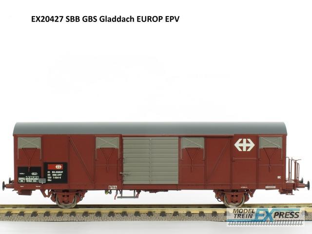 Exact-train 20427