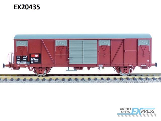 Exact-train 20435