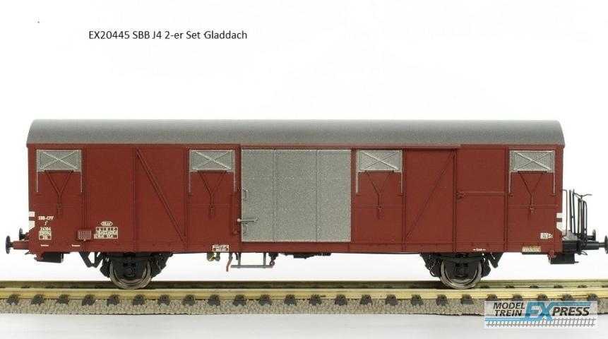 Exact-train 20445