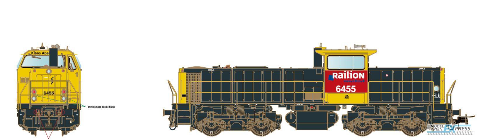 Rocky-Rail 64553