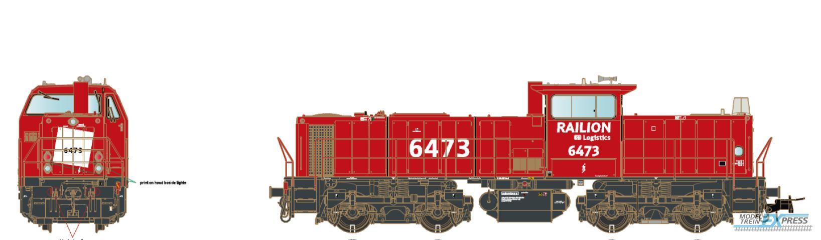 Rocky-Rail 64733