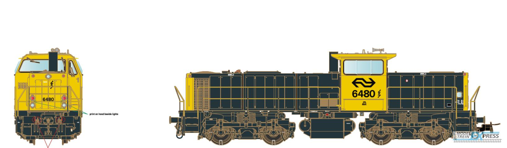 Rocky-Rail 64805