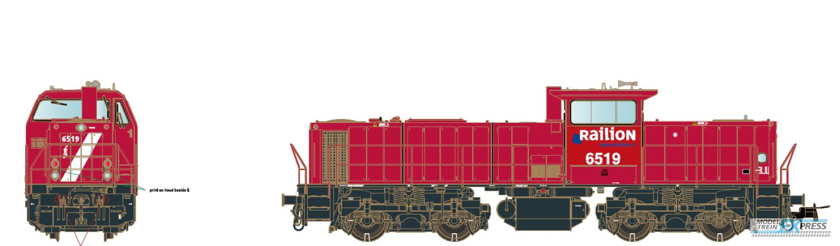 Rocky-Rail 65193